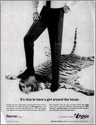 vintage ad eleven tiger
