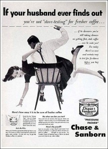 vintage ad three
