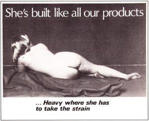 vintage ad six