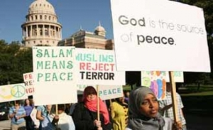 peaceful muslims
